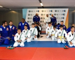 IPIC Invites UAE JIU-JITSU Stars To IPIC HQ