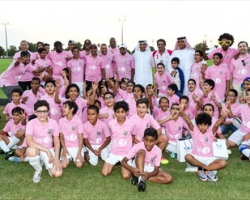 """""""IPICSF"""" participates in ADCB Pink Polo"""