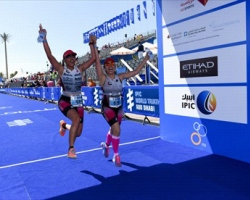 IPIC World Triathlon Abu Dhabi