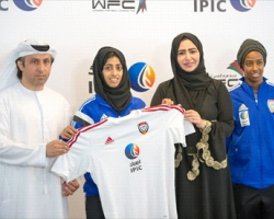 IPIC and Women's Football Committee share a strategic partnership