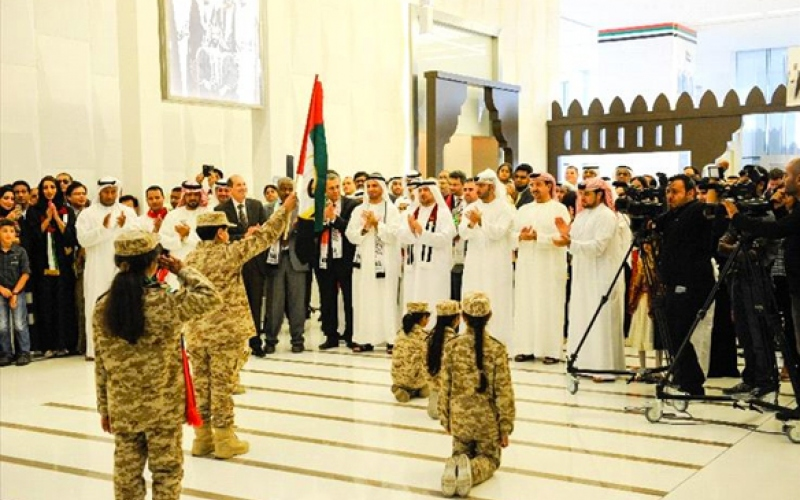IPIC Celebrates UAE National Day 2014