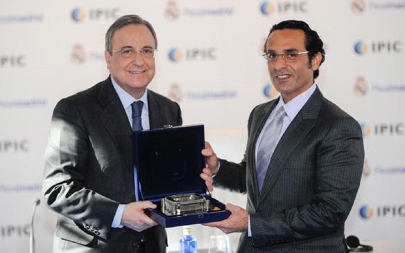 IPIC & Real Madrid - Official Signing Ceremony