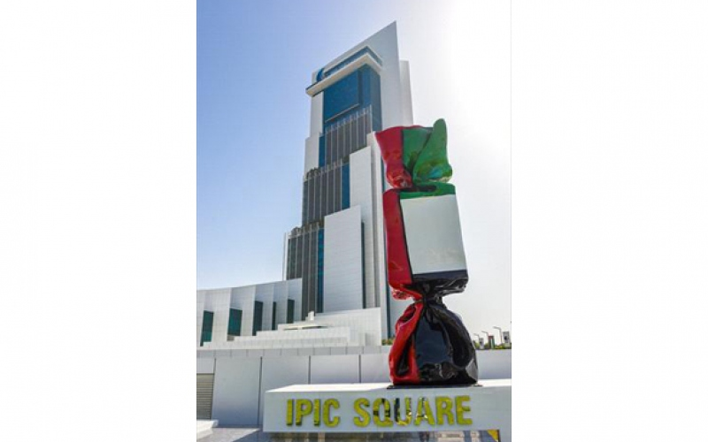 """IPIC showcases """"Candy Sculptures"""" in IPIC Square"""