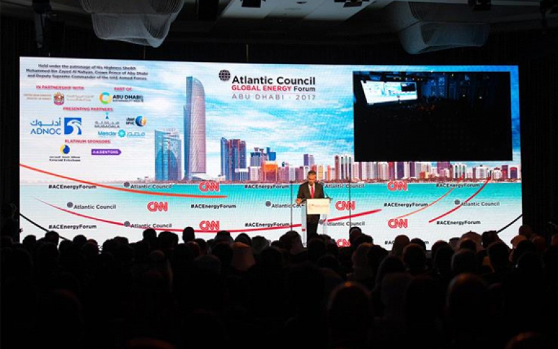 Atlantic Council Global Energy Forum