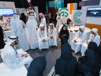 Cognit brings the future of intelligent computing to Mohammed Bin Zayed Majlis for Future Generations