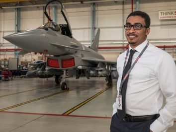 Emirati engineers get a career head start during 18-week BAE Systems internship