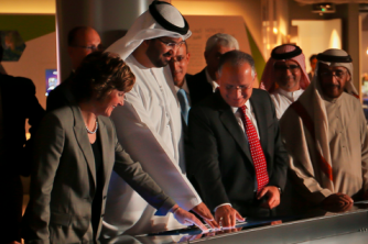 GE Unveils Ecomagination Center in Masdar City to Develop Innovative Solutions for Sustainable Development