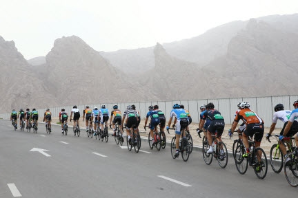 Strata partners with Abu Dhabi Sports Council to host the 3rd Stage of Abu Dhabi Tour and Community Cycle Race in Al Ain