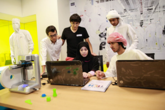 ATIC's Tech Quest Builds Young Emirati Talent in Science and Technology