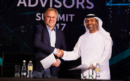Kaspersky Lab and Injazat to Extend Cooperation in Cybersecurity