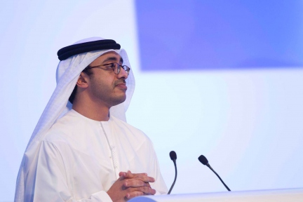 HH Sheikh Abdullah Al Nahyan Delivers Keynote Address