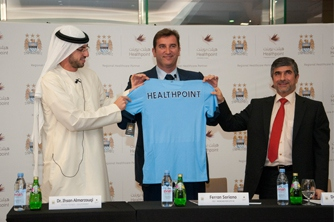Healthpoint & Manchester City Football Club team up to advance sports medicine care in Abu Dhabi