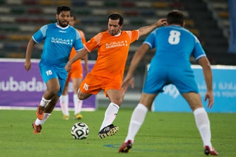 Mubadala Football Tournament kicks off fifth edition at Zayed Sports City