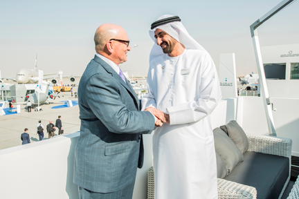 Mubadala and GE finalize deal for joint venture in Al Ain