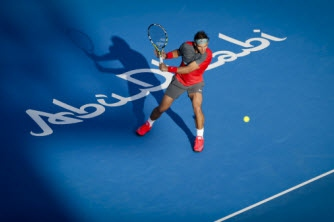 Rafael Nadal to return to action in Abu Dhabi