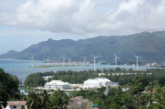 Masdar Launches Wind Farm in Republic of Seychelles