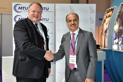 Turbine Services & Solutions signs exclusive repair contract with MTU Maintenance