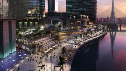 The Galleria on Al Maryah Island redefines sophisticated culinary diversity in