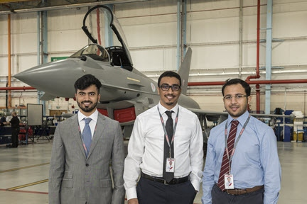 Emirati interns start tech-talent programme