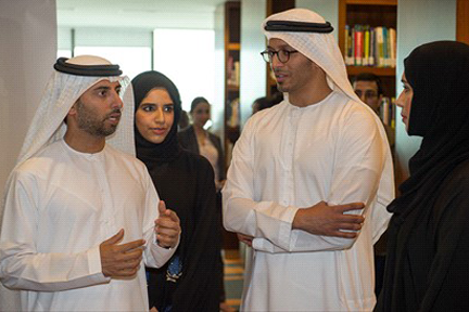 """""""IPIC Reads"""" Initiative Marks the UAE Year of Reading"""