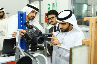 Strata & Masdar Institute showcase breakthrough prototype to rapidly test aerospace structures