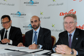 Yahsat Ties up with Global Manufacturing and Launch Experts for Al Yah 3 Satelli