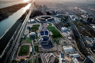 Zayed Sports City celebrates five years of expanding facilities and hosting international events in Abu Dhabi