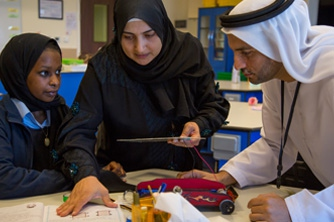 Abu Dhabi Education Council and Mubadala Launch Abu Dhabi Sustainability Week in Schools Program