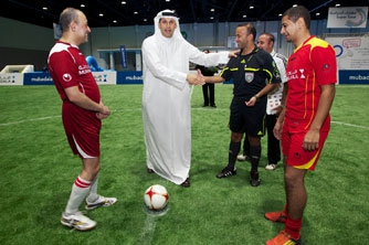 United Team crowned Ramadan Football Tournament champion