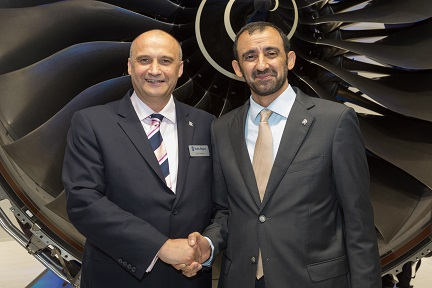 Rolls-Royce and Mubadala Development Company confirm partnership in Abu Dhabi aerospace hub