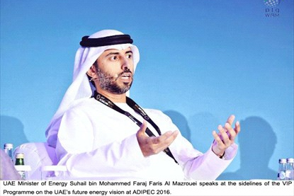 Now is the time to invest: UAE Energy Minister