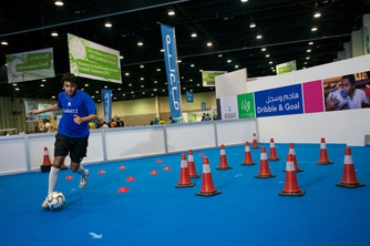 Mubadala's 3rd Ramadan Football Tournament set to kick off at ADNEC