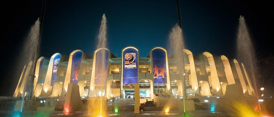 Zayed Sports City